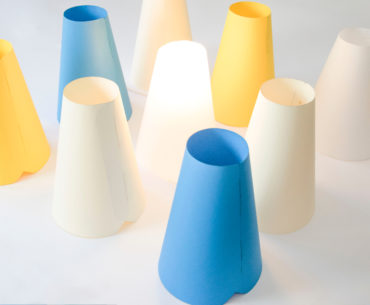 flatlamp paper lamp
