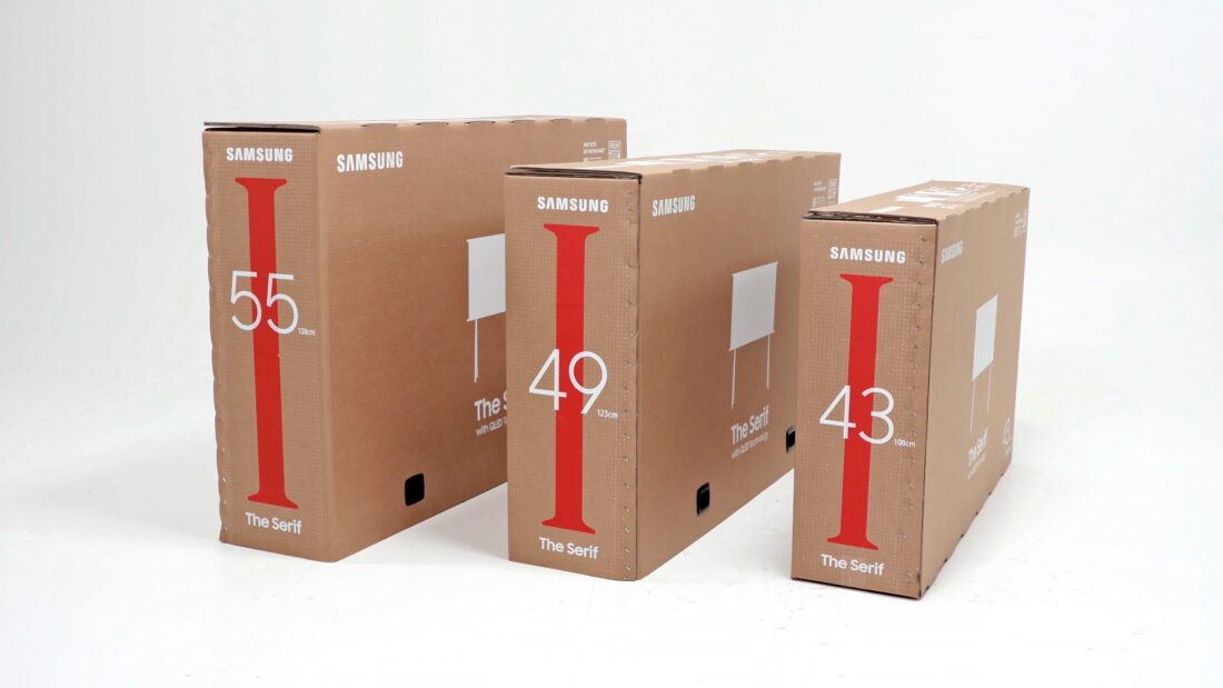 samsung eco-packaging