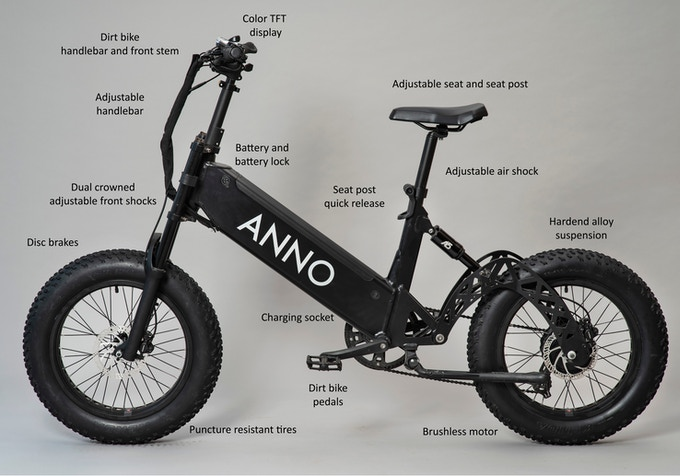 a1 annobike