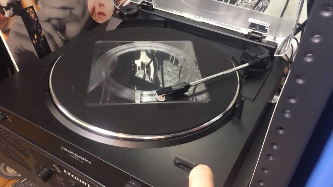 homemade records