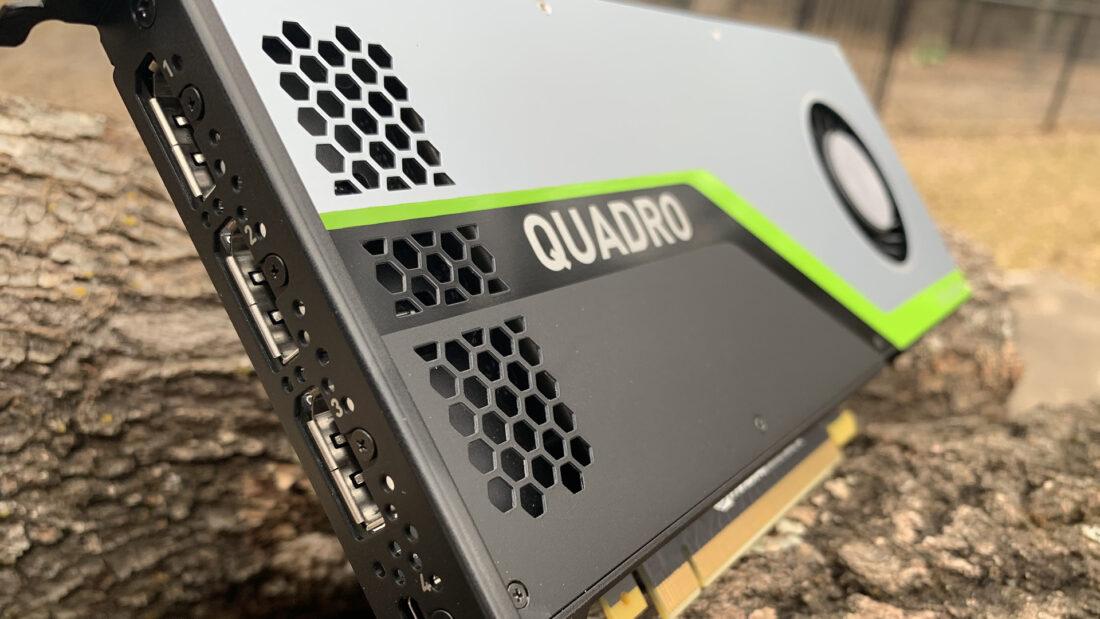 Quadro rtx 4000 nvidia NVIDIA Quadro