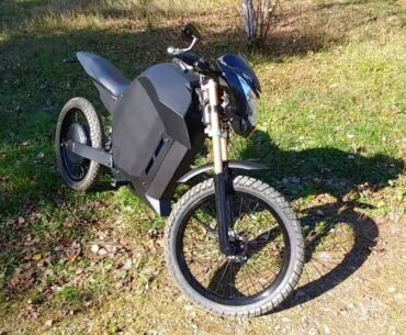 building electric motorcycle