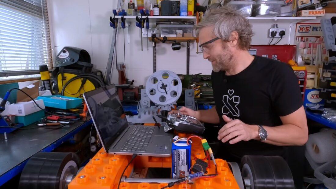 giant lego go-kart