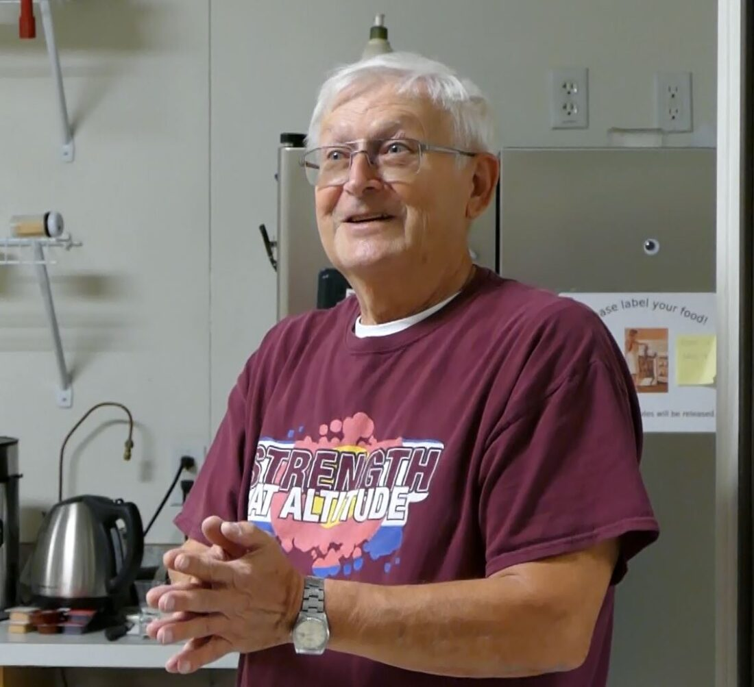 Joe Augustaitus, our warm and witty tour guide for the video, is sadly missed by the TinkerMill community.