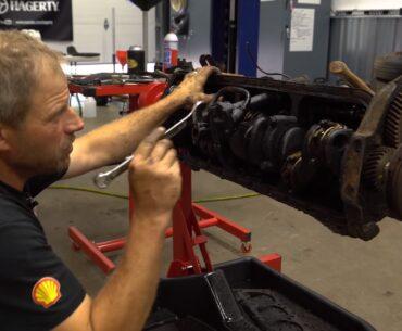 chevrolet pickup restoration