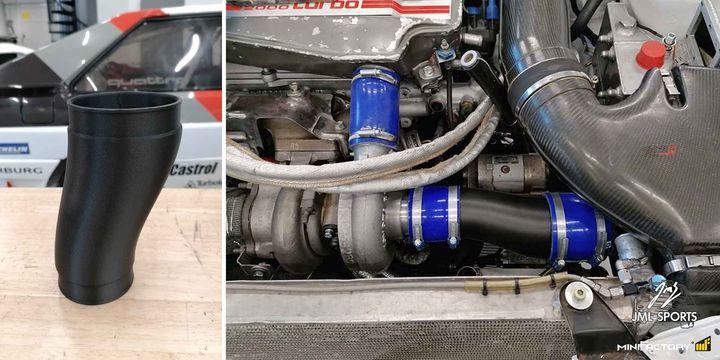 Latvala Motorsport 3D Printing