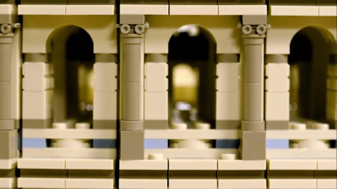LEGO Roman Colosseum