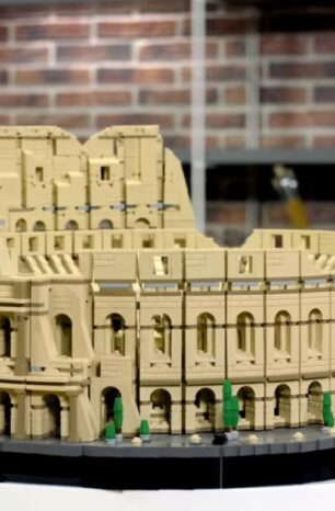 LEGO's Latest Largest Set Is A 9,036-Piece Roman Colosseum