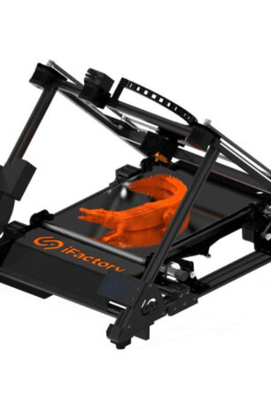 iFactory3D Launches Low-Cost Belt 3D Printer