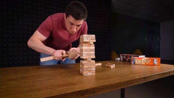 wooden uzi