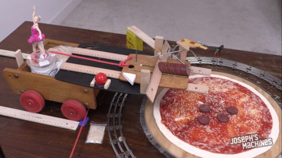pizza making machine