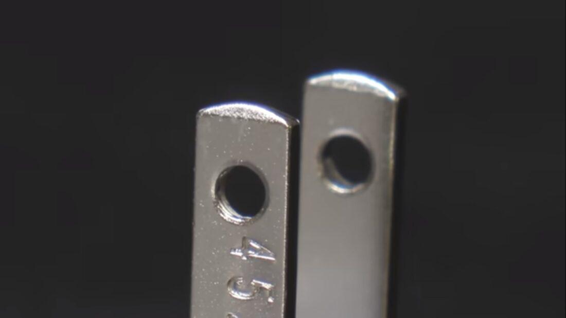 plug holes design