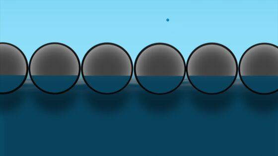 shade ball design