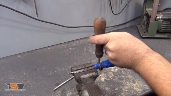wrench circular hook knife