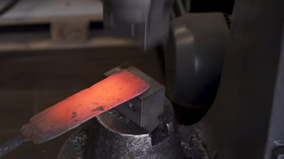 chainsaw damascus experiment
