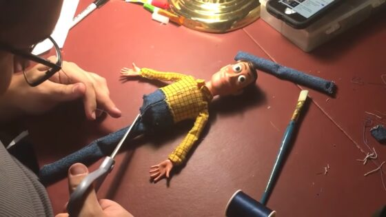 film accurate woody