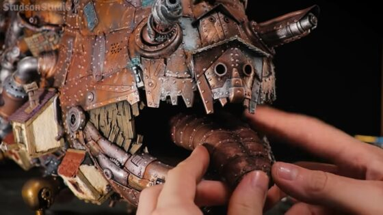 howl's moving castle from junk