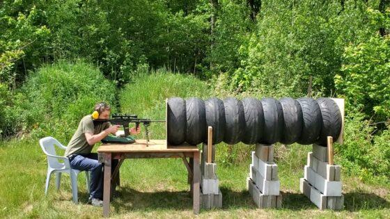 tire gun silencer