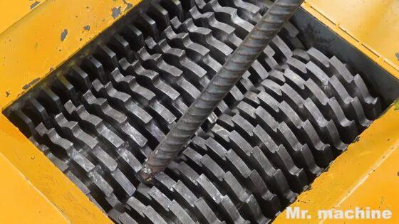 scrap metal shredder