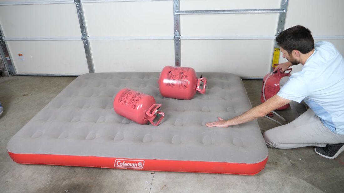 levitating air mattress